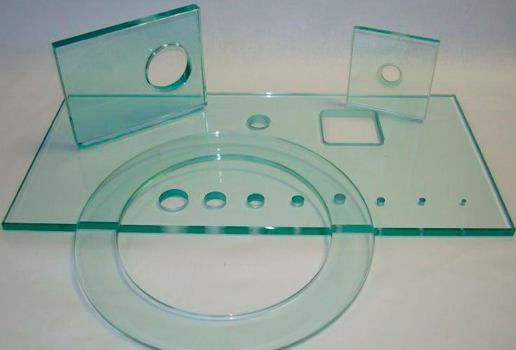 Как вырезать стекло по кругу в домашних условиях