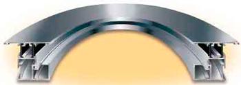 Профессиональная гибка алюминиевых профилей