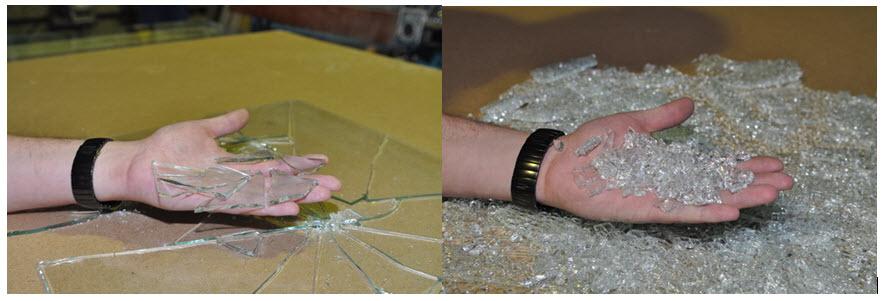 Как резать калёное стекло в домашних условиях
