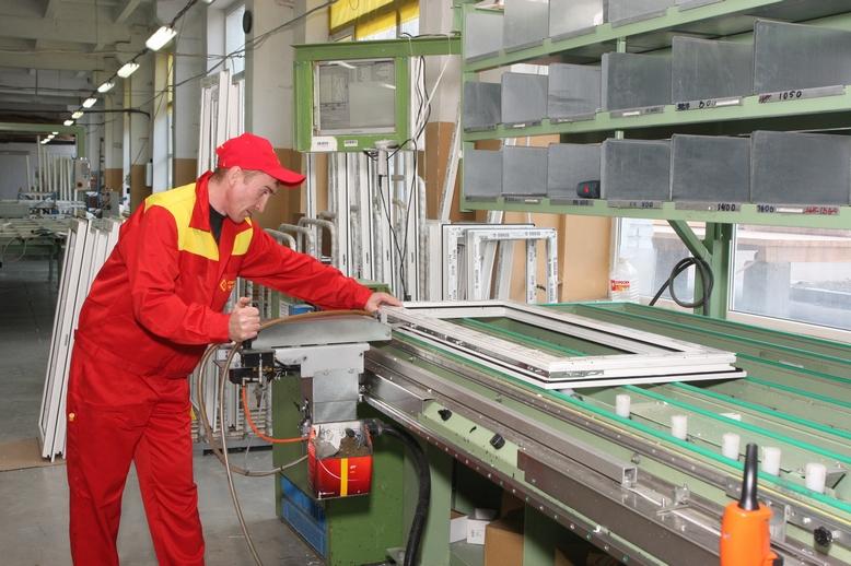 Окон пластиковых инструкция производство