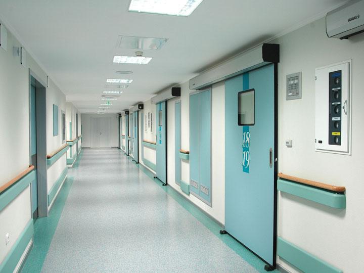 Отделение гастроэнтерологии в кемеровской областной больнице